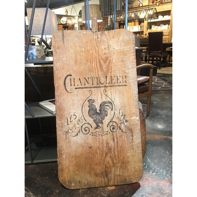 Antique Rustic Bread Board For Sale In Denver - Image 6 of 11