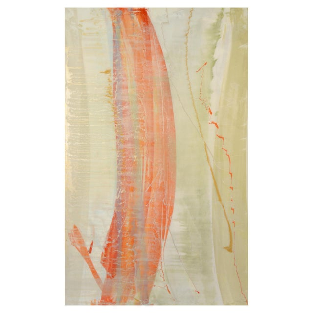 Untitled Abstract Painting 7453 For Sale In Dallas - Image 6 of 6