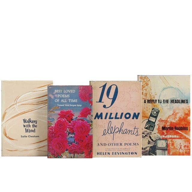 Vintage Poetry Sampler Books - Set of 20 - Image 2 of 2
