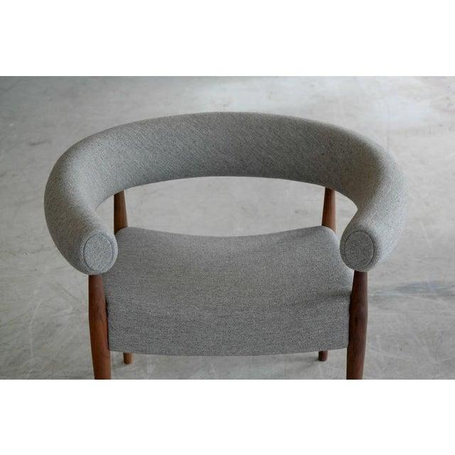 GETAMA Nanna Ditzel Ring Chair for Getama For Sale - Image 4 of 9