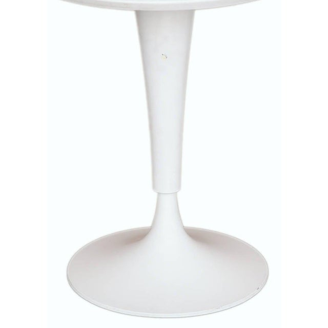 "Mid-Century Modern Philippe Starck ""Dr. Na"" Side Table For Sale - Image 3 of 6"