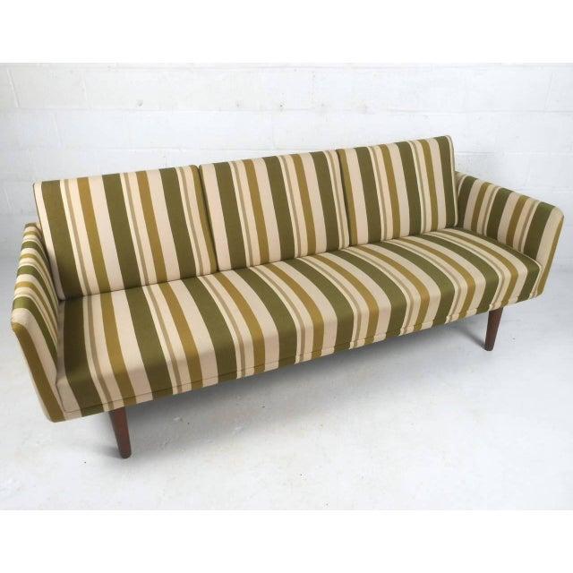 Danish Modern Mid-Century Danish Sofa Attributed to Børge Mogensen For Sale - Image 3 of 9