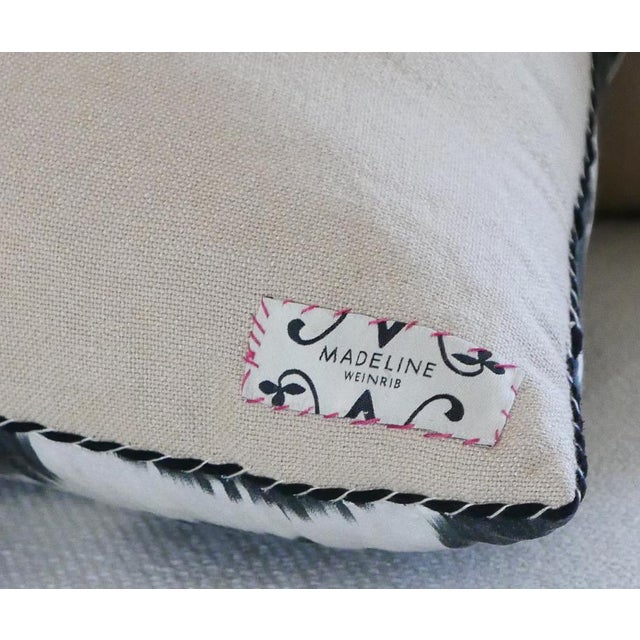 Textile Designed Pillows For Sale - Image 4 of 6