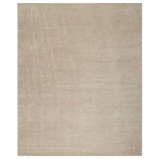 Contemporary Stark Studio 60% Silk/40% Wool Rug - 10 X 14 For Sale