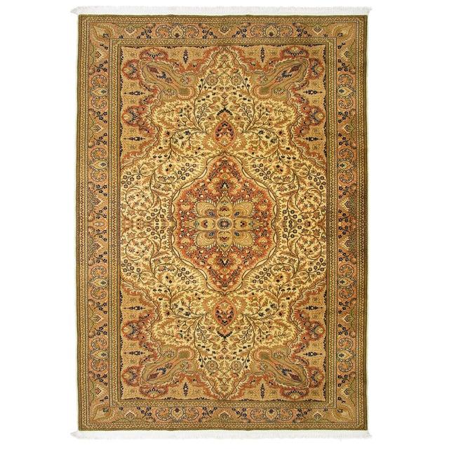 "Vintage Kayseri Carpet - 6'5"" X 9'6"" - Image 1 of 4"