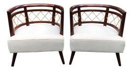Image of Scandinavian Tub Chairs