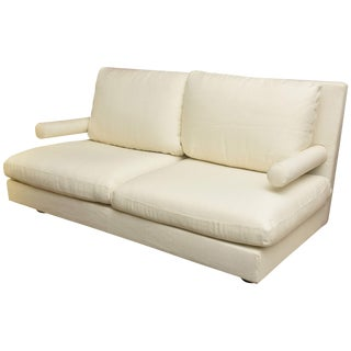 1980s Vintage Italian B&B Sofa/Loveseat For Sale