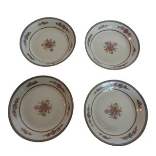 Limoges Soup Dishes - Set of 4