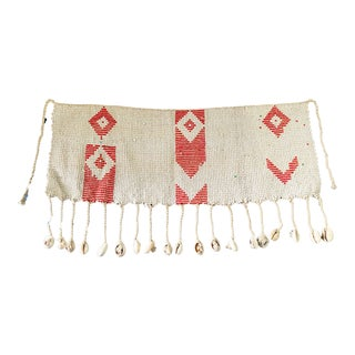 Ceremonial Beaded Skirt Kirdi Pikuran Cameroon For Sale