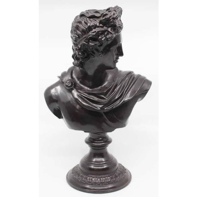 Rome wasn't built in a day, but with this Maitland-Smith bronze Roman male bust sculpture, your home will be one step...