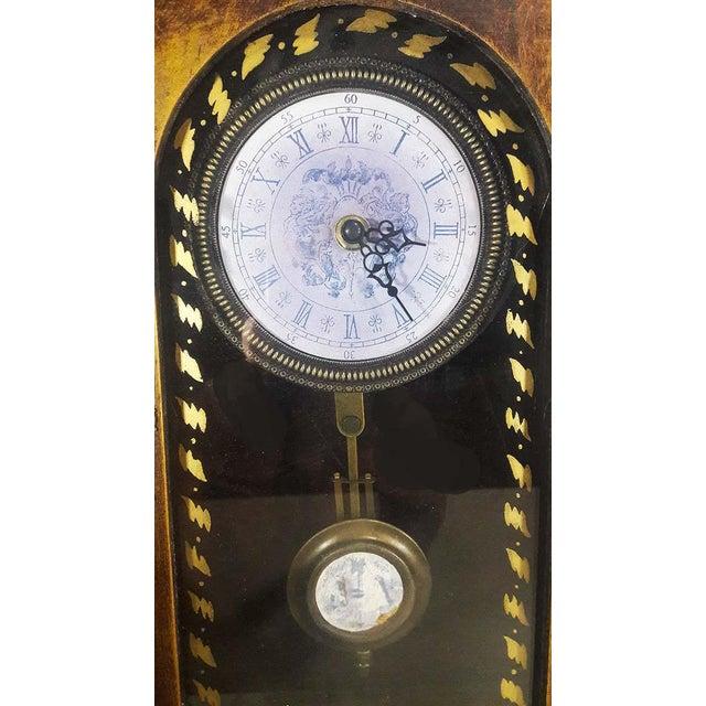 Vintage Mantel Pendulum Clock - Image 3 of 7