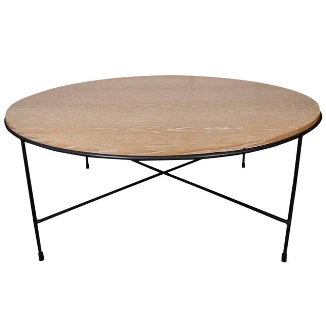 Customizable Ian Cocktail Table For Sale