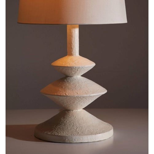 Plaster Jmf Lamp For Sale - Image 4 of 10