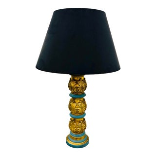 Vintage Hollywood Regency Style Lamp For Sale