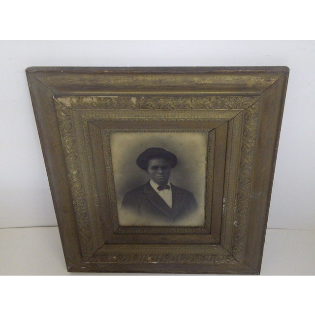 Mrs. Robert Lee Vann Vintage Photograph Circa 1890 For Sale - Image 5 of 6