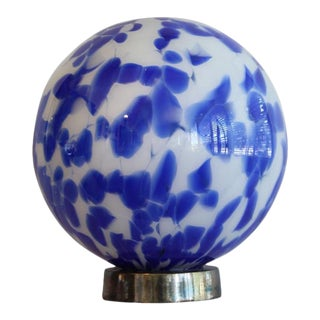 Stately Murano sphere. For Sale