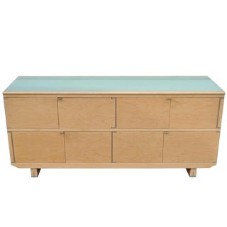 Chi Wing Lo for Giorgetti Olo Maple Sideboard For Sale
