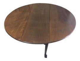 Image of Great Room Drop-Leaf and Pembroke Tables