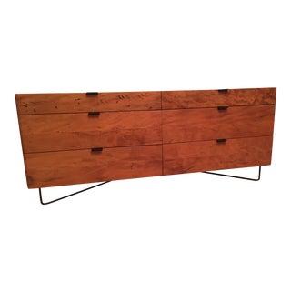 Environment Curve Six-Drawer Dresser