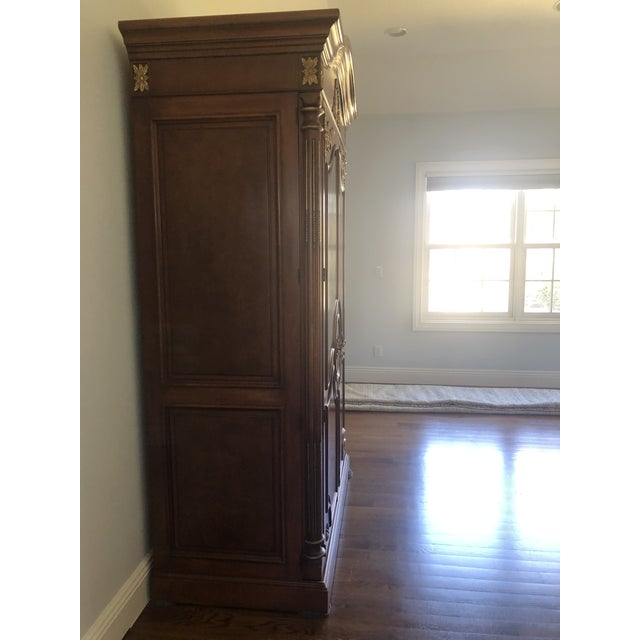 Gorgeous EJ Victor Armoire with minor wear.