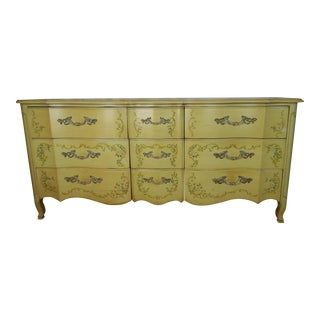Heritage French Provincial Dresser For Sale