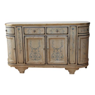 Century Coeur De France Duport Decorated Credenza