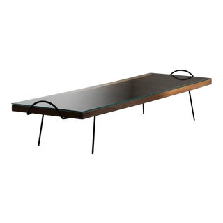 Low Table or Bench by William Katavolos, Ross Littell and Douglas Kelley For Sale