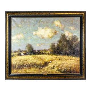20th Century Landscape by Bernard Bosschaert For Sale