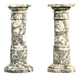 Image of Italian Pedestals and Columns