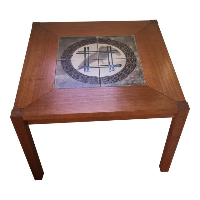 Danish End Table - Image 1 of 6