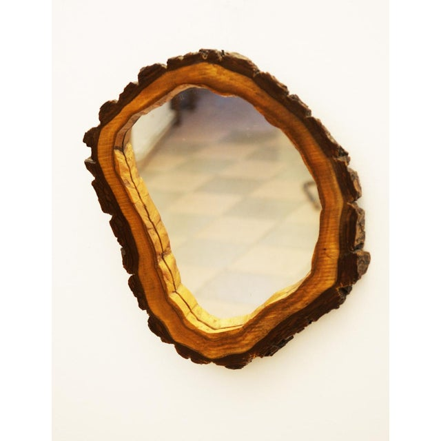 Wall mirror by Carl Auböck For Sale - Image 6 of 6