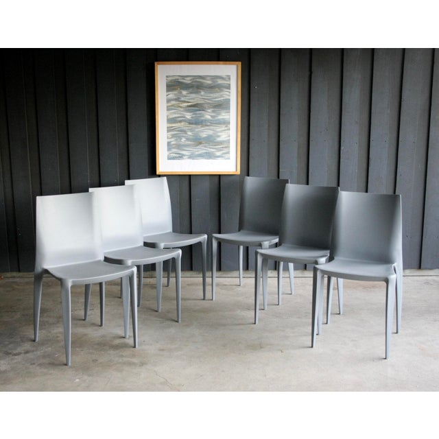 """Bellini"" Chairs by Mario Bellini for Heller, Set of 6 For Sale In Dallas - Image 6 of 13"