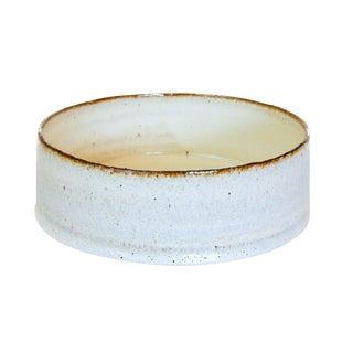 KB Nielsen Scandinavian Handmade Stoneware Bowl For Sale