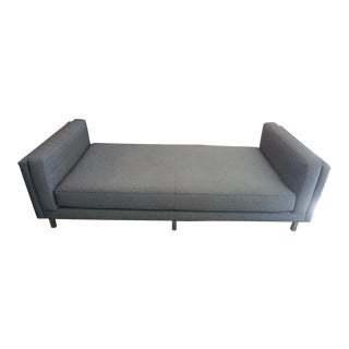 Custom Made Room & Board Cade Daybed Sofa For Sale