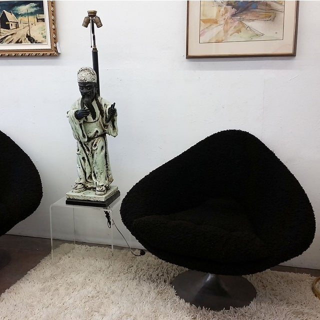 James Mont Style Figural Table Lamp - Image 8 of 8