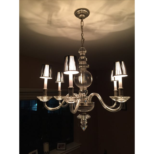 E.F. Chapman George II 6-Light Chandelier - Image 2 of 5