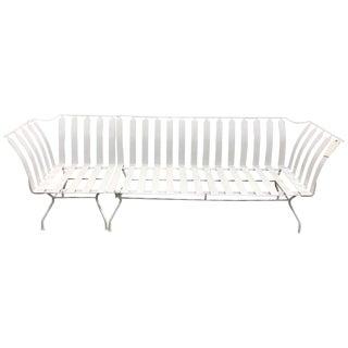 Midcentury Garden Sofa For Sale