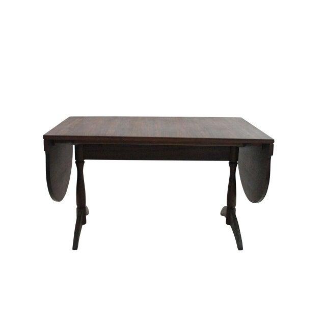 Danish Modern Rosewood Coffee Table - Image 2 of 3