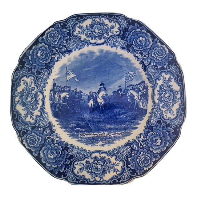 Vintage George Washington Bicentenary Memorial Plates 1732-1932 Crown Ducal England - Image 1 of 5