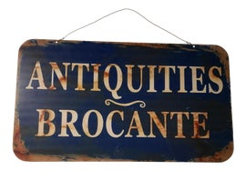 Image of French Country Signs