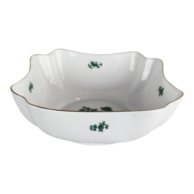 Vista Allegre Centerpiece Bowl For Sale In New York - Image 6 of 6