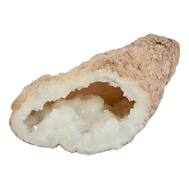 Free Standing Crystal Geode Specimen For Sale