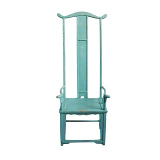 Tall Chinese Ming Chair
