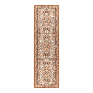 "Fairview Phillip Spice Traditional Runner - 2'3"" x 7'3"""
