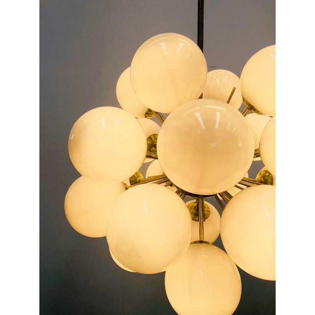 Not Yet Made - Made To Order Ventiquattro Sputnik Chandelier by Fabio Ltd For Sale - Image 5 of 9