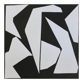"Ulla Pedersen ""Cut-Up Paper 2007"", Painting For Sale"