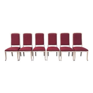 Comidi & Modonutti Dining Chairs - Set of 6 For Sale