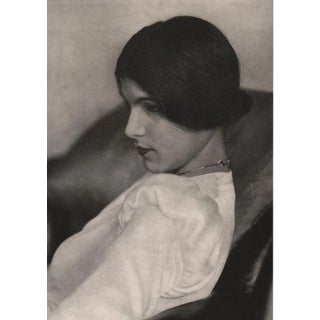 Ali Koch, Portrait, Photoengraving, Germany, 1934 For Sale