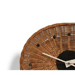 George Nelson Associates Basket Clock, for Howard Miller, Circa 1950 Preview