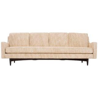 Woven Sofa in the Style of Borsani For Sale